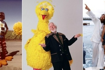 10 Amazing Things I Learned Watching 'I Am Big Bird'