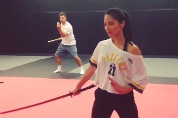 Here's Proof That Olivia Munn Can Probably Kick Your Butt