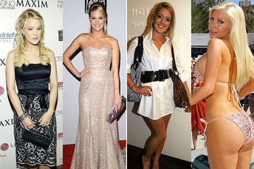 Reality TV Stars Then and Now