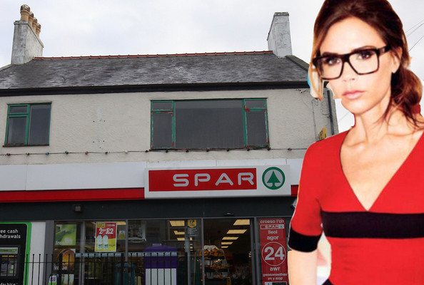 Victoria Beckham Bought a Supermarket! Guess Why.