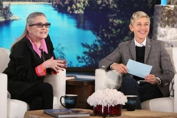 Ellen DeGeneres Issues a Touching Tribute to the 'Hilariously Honest' Carrie Fisher