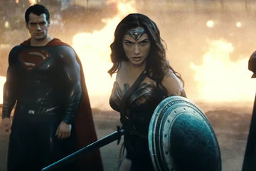 Wonder Woman and Doomsday Steal the Show in 'Batman v Superman' Trailer