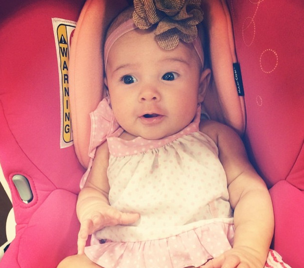 List of Celebrity babies born in May 2015 - FamousFix List