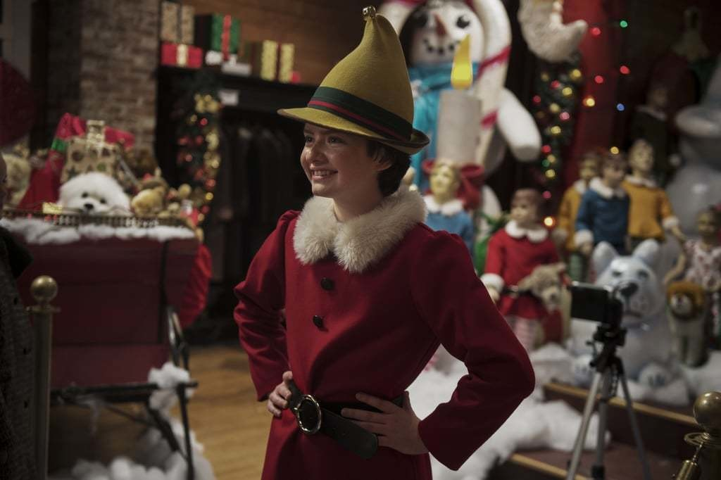 'Chilling Adventures Of Sabrina' Is Doing A Christmas Episode