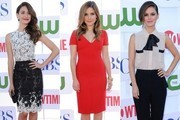 Best & Worst Dressed - 2012 Television Critics Association