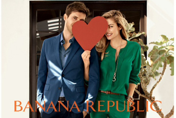 Banana Republic Plays Matchmaker for Khaki-Loving Singles