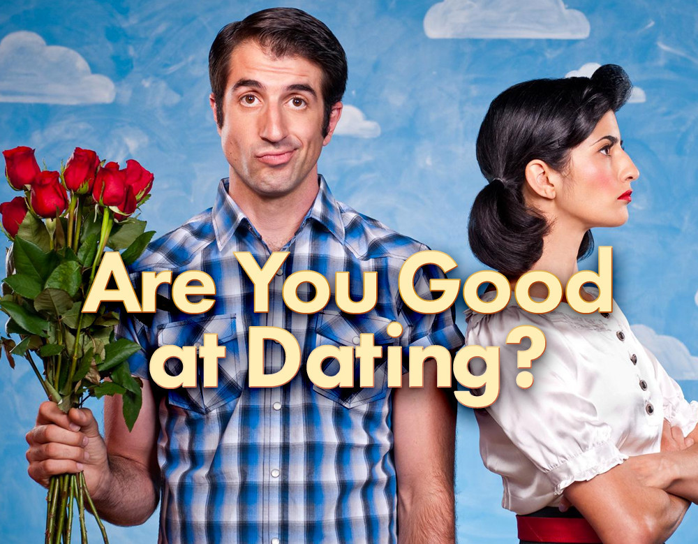 Are you dating material quiz