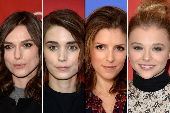Now Trending: The No-Makeup Makeup Look at 2014 Sundance Film Festival