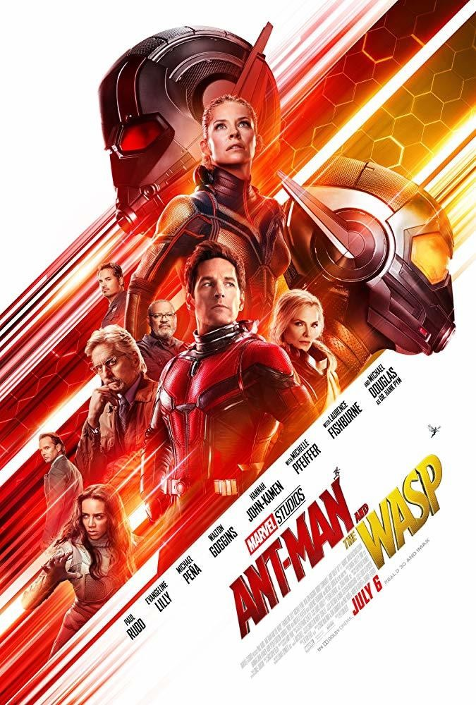 'Ant-Man And The Wasp'