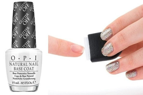 Removing Glitter Nail Polish Just Got a Little Easier