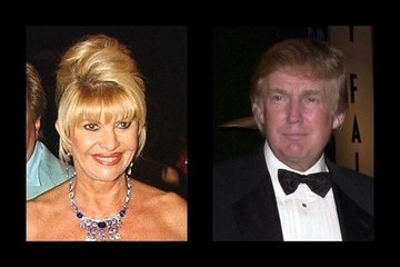 Ivana Trump Dating History