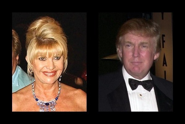 my dad dating much younger woman: who is ivana trump dating now