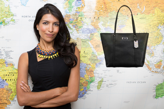 You Complete Me: Leila Janah's Travel Tote