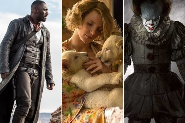 The Best Book Adaptations Coming to Theaters in 2017