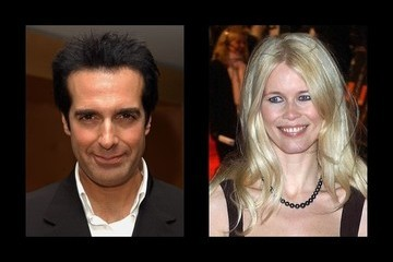 David Copperfield Dating History