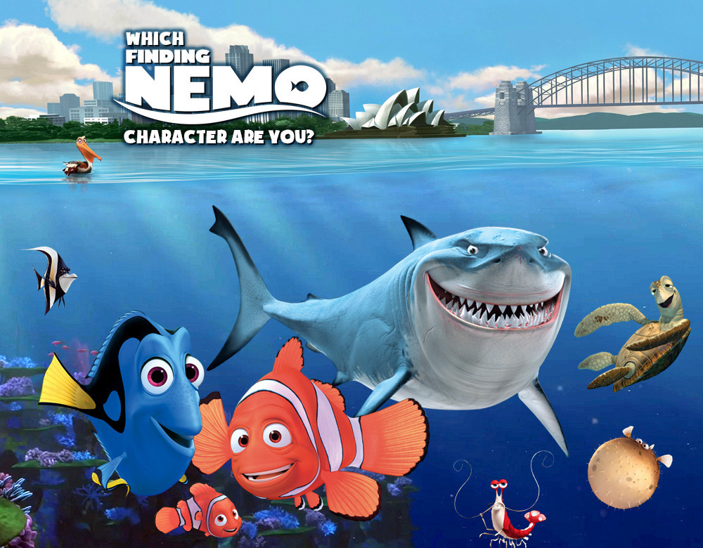 finding nemo marlin and dory relationship quiz