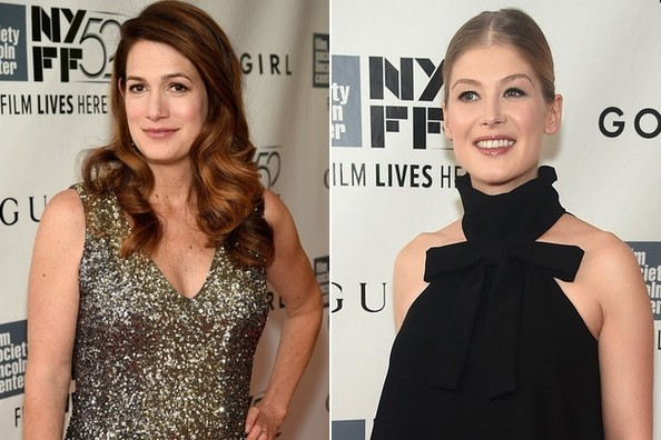 'Gone Girl' Author Gillian Flynn Explains How She Came Up with the 'Cool Girl' Rant