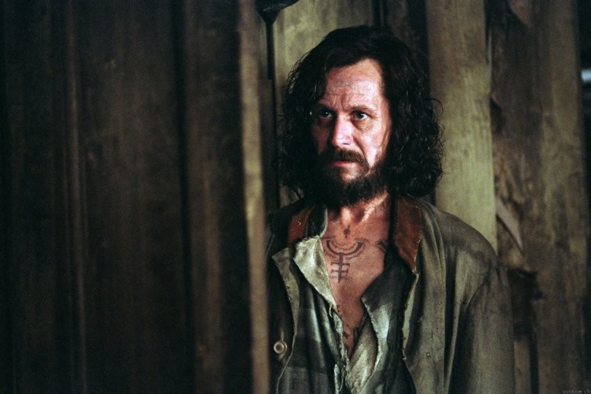 Sirius black chest tattoo meaning
