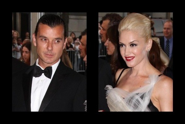 Gavin Rossdale is married to Gwen Stefani
