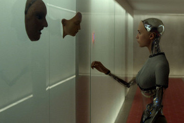 A Sexual Power Struggle Rules 'Ex Machina'