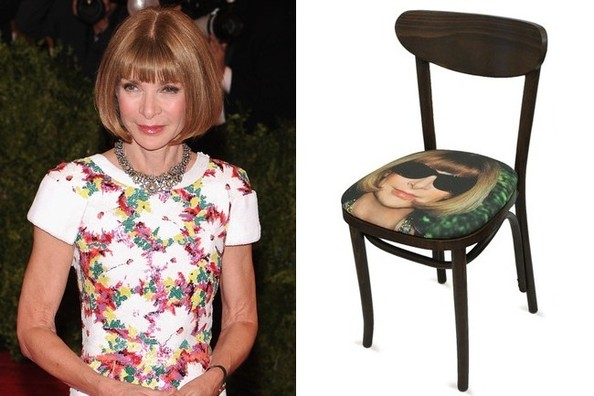 Can Gilt Interest You In An Anna Wintour Chair?