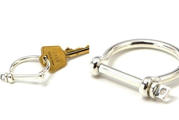 StyleBistro STUFF: Screw Cuff Keychain