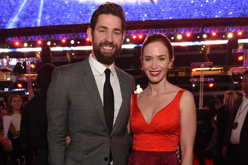 Emily Blunt and John Krasinski Pregnant with Baby Number Two