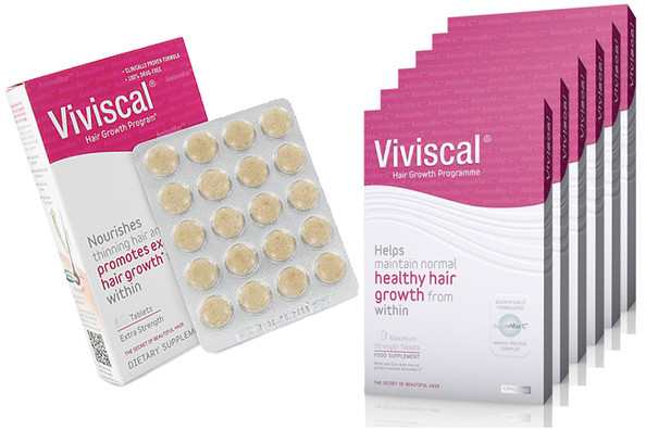 Everything You Need to Know About Viviscal, Miley Cyrus' New Favorite Hair Growth Pill!