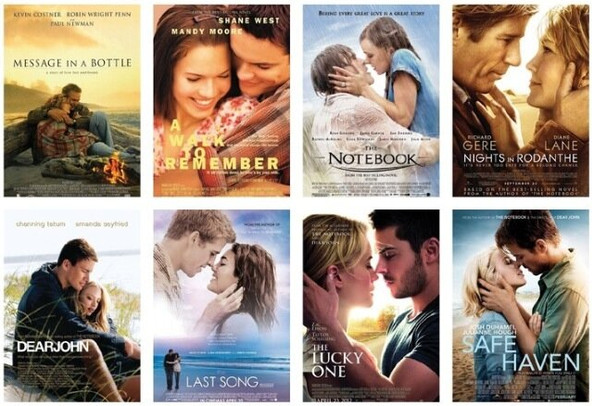 The Nicholas Sparks Formula for Romance Is So Easy Even You Can Do It ...