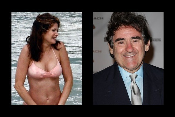 stephanie seymour and warren beatty relationship