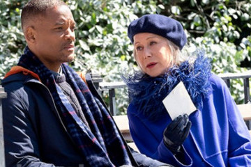 Allow the Trailer for Will Smith's 'Collateral Beauty' to Pluck at Your Heart Strings