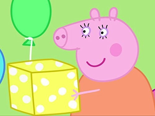 'Peppa Pig' Isn't The Reason Kids Are Developing British Accents
