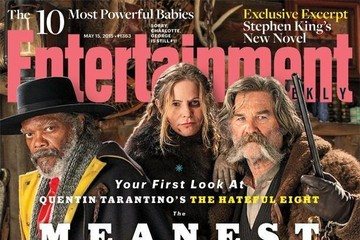 Get a First Glimpse of Quentin Tarantino's 'Hateful Eight'
