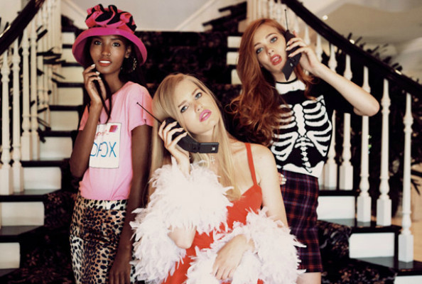 Wildfox's 'Clueless'-Inspired Lookbook Just Made Our Friday
