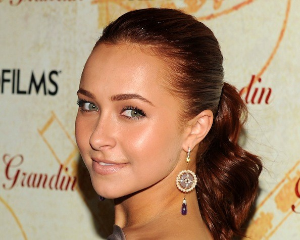 Hayden Panettiere Dyed Hair Red To Avoid Cute Label