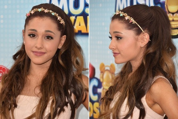 Steal Her Strands: How to Get Ariana Grande's Signature Hairstyle