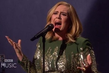 Adele's First Live Performance of 'Hello' Will Give You Life