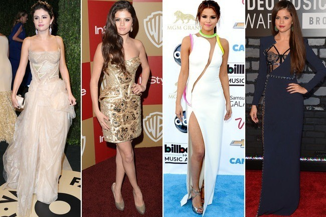 Selena Gomez's Love Affair With Versace