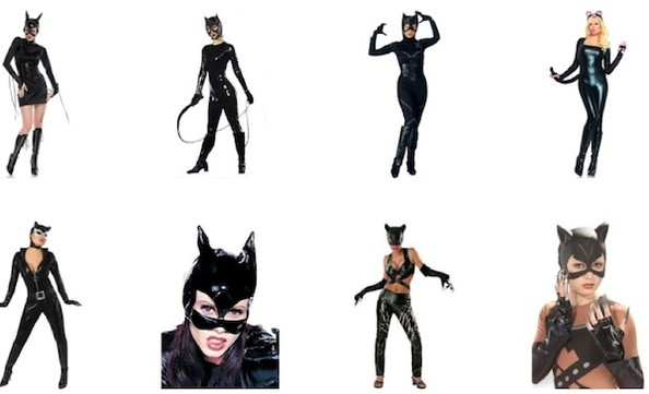 Shop Sexy Catwoman Costumes on StyleBistro!