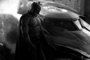 Zack Snyder Is Building Something Big and Mysterious in the Desert