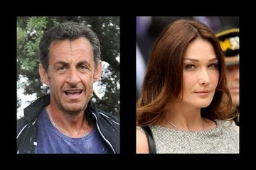 Nicolas Sarkozy Dating History