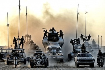 Let's Take a Closer Look at the Death Mobiles in 'Mad Max: Fury Road'