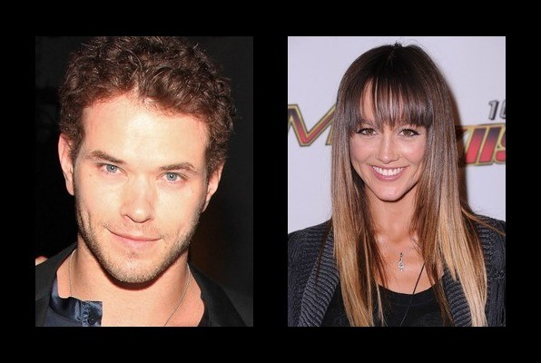 Kellan Lutz is dating Sharni Vinson
