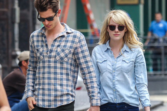Emma Stone's Super Easy Outfit Idea to Try