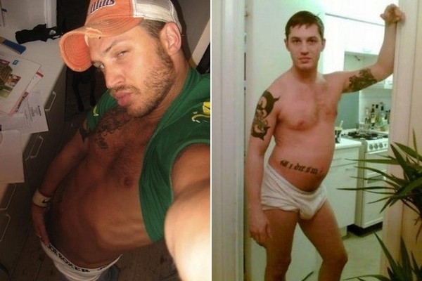Tom Hardy Has an Explanation for All Those Gloriously Awful MySpace Selfies