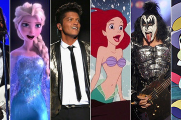 Here's What Happens When Rock Stars Cover Disney Songs