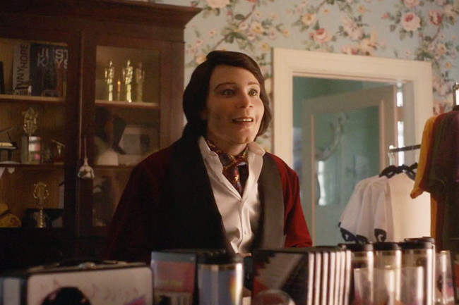 one guess who played creepy teddy perkins on atlanta