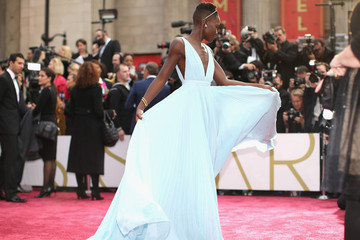 Lupita Nyong'o Is Ethereal Perfection at the Oscars