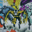 The Colored Symbiotes