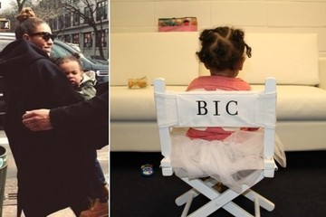 Beyonce's Daughter Blue Ivy Has a Throne Fit for a Queen